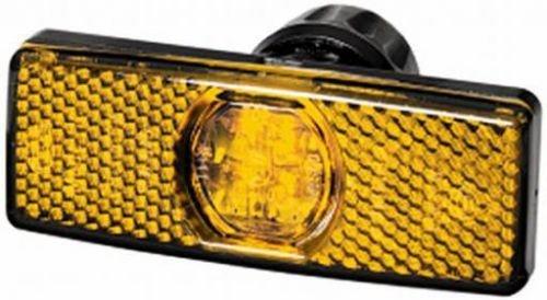 HELLA 2PS 008 382-801 Seitenmarkierungsleuchte, Einbau links/rechts, LED, 24 V, Set (Seitenmarkierungsleuchten-set)