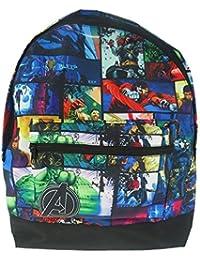 Marvel Roxy Children's Backpack, 39 cm, 13 Liters, Multicolor