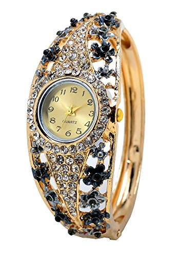 Kitcone Analog Jewellery Style Multi-colour Dial Women's Watch - Typ jwlrB12