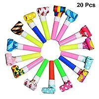 Toyvian-Party-Trten-Kindergeburtstag-Party-Spielzeug-Geruschhersteller-Kinderparty-Versorgungen-Zufallsmuster-20pcs