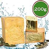 Jabón original Aleppo clásico 60% aceite de oliva, 40% aceite de...
