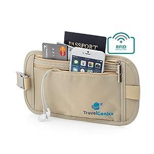 Marsupio Portasoldi da viaggio RFID Money-Cintura da girovita fd38bb36ddd5