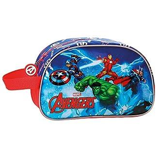 Avengers-4044461 Neceser Adaptable,, 26 cm (Joumma 4044461