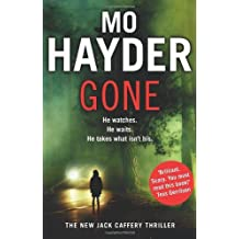 Gone: Jack Caffery series 5 by Mo Hayder (2010-11-25)