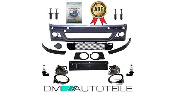 Dm Autoteile Stoßstange Vorne Für Sra Pdc Nebel Montage Set Passt Für E39 Außer M5 M Abe Auto