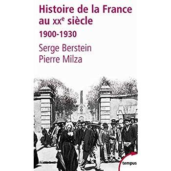 Histoire de la France au XXe siècle (1)