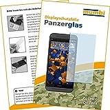 mumbi Panzerfolie für HTC One M9 Glasfolie Hartglas 9H