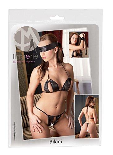 Mandy Mystery lingerie Ouvert Bikini M/L, 1er Pack (1 x 1 Stück)