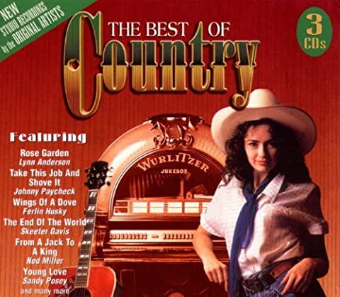Best of Country [Import allemand]