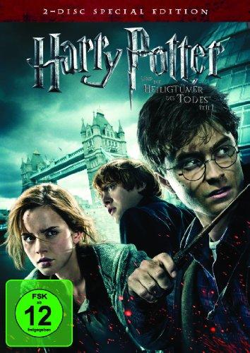 Bild von Harry Potter und die Heiligtümer des Todes (Teil 1) (Special Edition 2-Disc DVD)