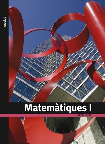 Matemàtiques I - 9788423692064