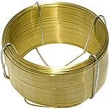 pewag, Rocchetto di filo d'ottone, 0,7 mm, 100 m, 81204