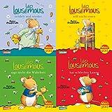 Neues von Leo Lausemaus (4x1 Exemplar) (Maxi-Pixi-4er-Set, Band 27)