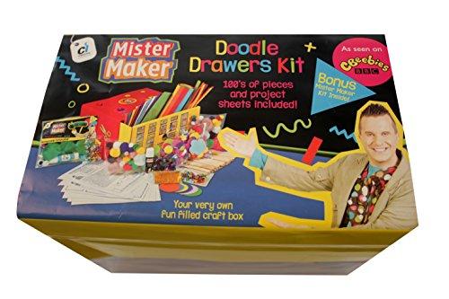 Mister Maker Doodle Drawers Bump...
