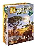 Carcassonne Safari Board Game