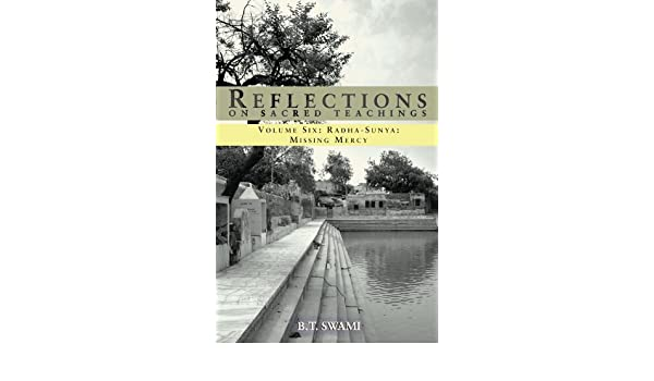 Reflections on Sacred Teachings Vol.6