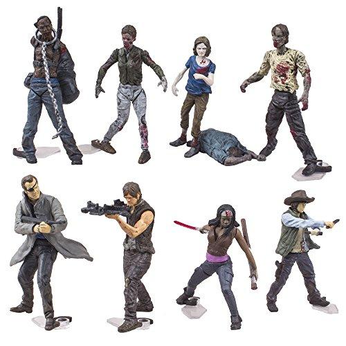 Walking Dead Bling Bag Figur Serie 1 Building Sets Bausatz (1 Figur)