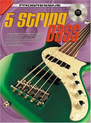 5 String Bass (Progressive) - Bass 5-string Electric