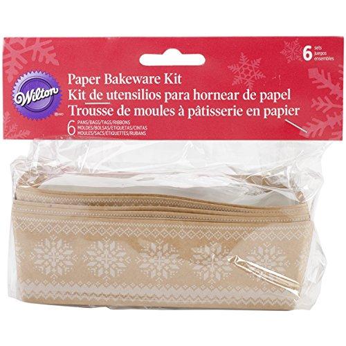 Wilton Weihnachten Sweet Swap Mini-Kastenform Kit (Wilton Tasche Kit)