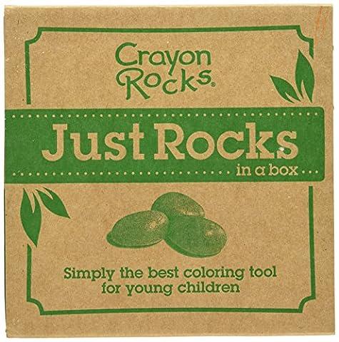 64 Crayon Rocks dan un boite 32