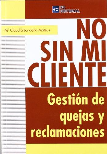 Libro gestión de quejas