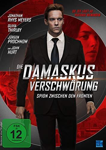 Die Damaskus Verschwörung - Spion zwischen den Fronten