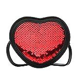 Mitlfuny handbemalte Ledertasche, Schultertasche, Geschenk, Handgefertigte Tasche,Frauen-Herz-förmige wilde Kuriertasche-Art- und Weiseschulter-kleine quadratische Tasche