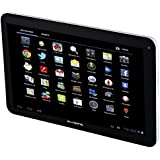 Blusens TOUCH 92 DC 8GB Negro, Plata - Tablet (Tableta de tamaño completo, Android, Pizarra, Android, 4.2 Jelly Bean, Negro, Plata)