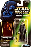 Hasbro 69633 Star Wars: Return of the Jedi - Power of the Force - Emperor Palpatine Figur mit Walking Stick