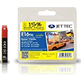 JET TEC Tinte für Epson WorkForce 2010W 2510WF, gelb