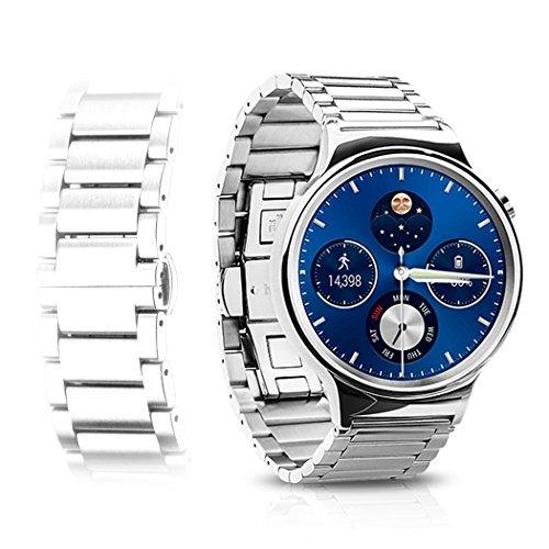 E821@HOCO Acciaio Inossidabile Sostituzione Cinturino Watch Lussuoso Braccialetto , Cinturino Orologio Strap Cinturino per Huawei Smart Orologio