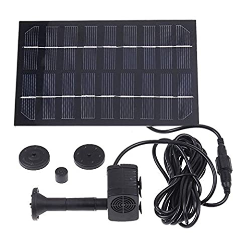 SaySure - Solar Brushless Pump For Water Cycle/Pond Fountain