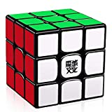 FAVNIC Weilong GTS V2 M Magnetic Speed Cube 3x3, Weilong GTS2 M Magic Cube Puzzle Black