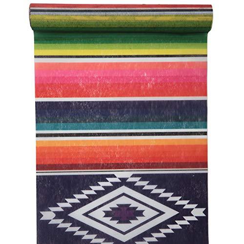 PARTY DISCOUNT Tischläufer Mexiko, 500 x 30 cm