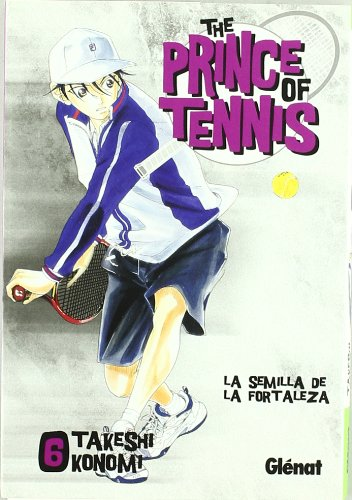 The prince of tennis 6 (Shonen Manga) por Takeshi Konomi