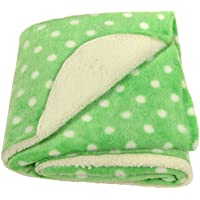 Love Bird Fur A/C Baby Blanket (Cotton Socks Worth RS.60 FREE)