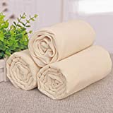 Navagraha Professional Cotton Cheese Cloth Unbleached - 1×1 Meter
