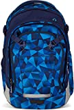 Satch Schulrucksack Match Blue Crush 9A2 blau polygon Bild
