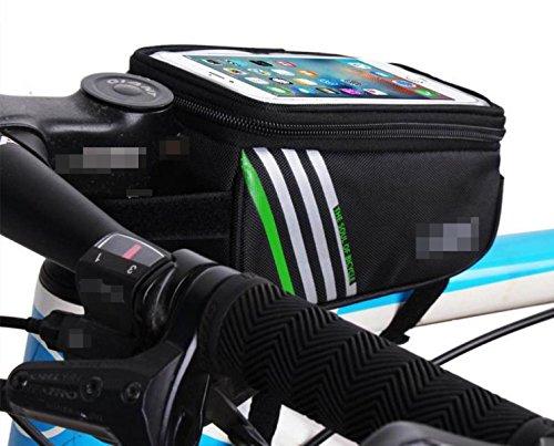 OGTOP Mountainbike-Touch Screen Handytasche Fronttasche Tasche Satteltasche Reitausrüstung 4