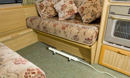 51ZIpp%2BQUJL - Hylite HHT205 500mm Slimline Eco Heater with Built in Thermostat (55W)