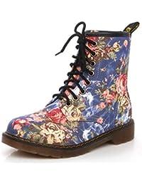 Y Sarpedon es Zapatos Zapatos Flores Amazon Complementos Romana vfqCYUw