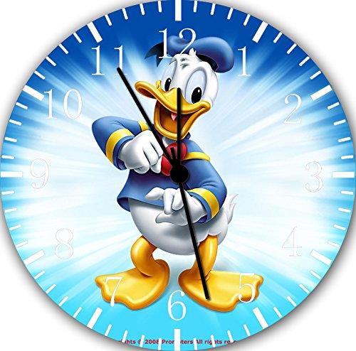 Donald Duck Wanduhr 25,4 cm Nice Geschenk und Raum Wand Decor E118