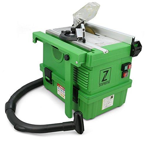 Staubfreie Tischkreissäge Zipper 1,1 kW 4500 U/min gebraucht kaufen  Wird an jeden Ort in Deutschland