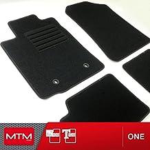 Alfombrillas a medida para coche MTM One de terciopelo punzonado para Toyota Corolla (E12) desde 01.2000-12.2006