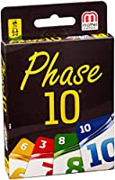 Mattel Spiele DNX30 - Kartenspiele, Phase 10 Basis