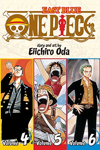 One Piece (3-in-1 Edition), Vol. 2 (One Piece (Omnibus Edition), Band 2)