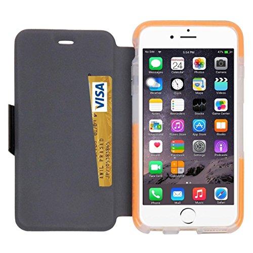 Wkae Case & Cover Pour iPhone 6 Plus Horizontal Flip Case en cuir avec support et fente pour carte ( SKU : IP6P0859HE ) IP6P0859WE
