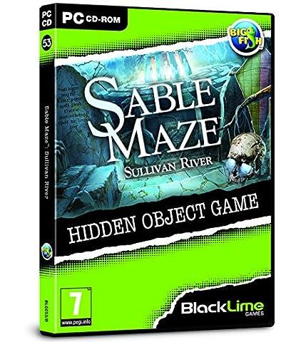 Sable Maze: Sullivan River (PC CD)