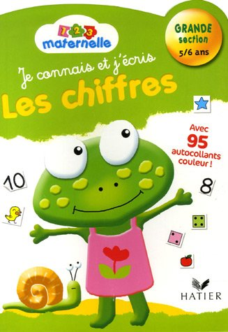 1-2-3 Maternelle - Chiffres Grande Section