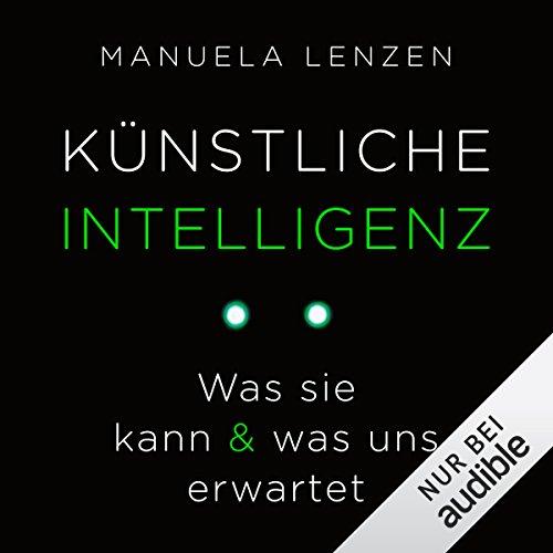Buchseite und Rezensionen zu 'Künstliche Intelligenz' von Manuela Lenzen